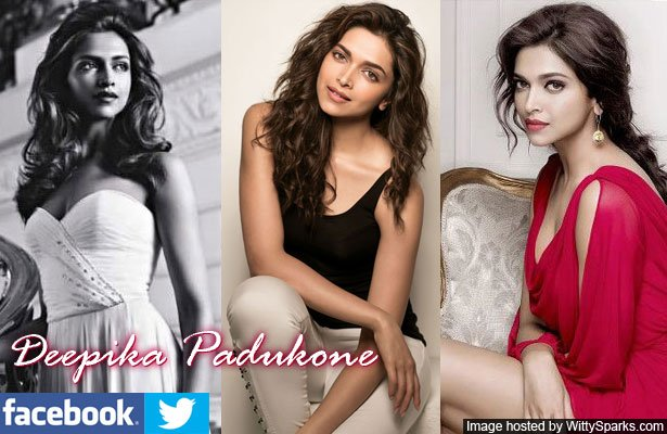Deepika Padukone makes a grand entry into the world of Facebook!