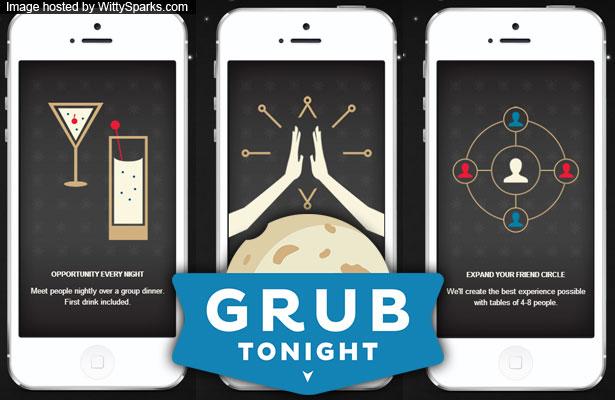 Grub Tonight - Meet More People