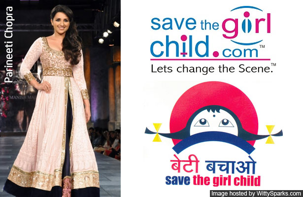 Bollywood & BRIT stars to walk the red carpet & raise funds to - Save The Girl Child