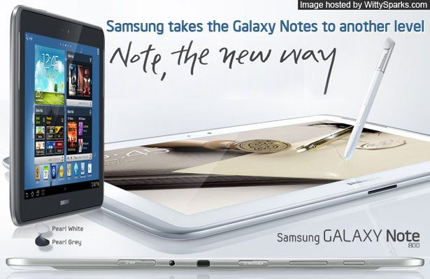 Samsung takes the Galaxy Notes to another level!