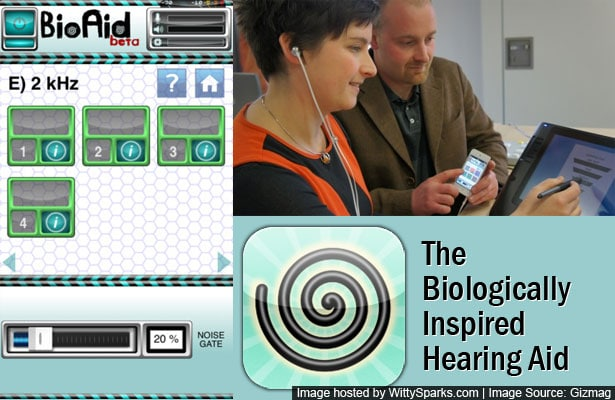 The Biologically Inspired Hearing Aid - BioAid