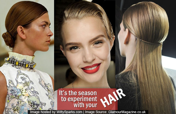 Spring/Summer 2013 - The trend of Hair styles