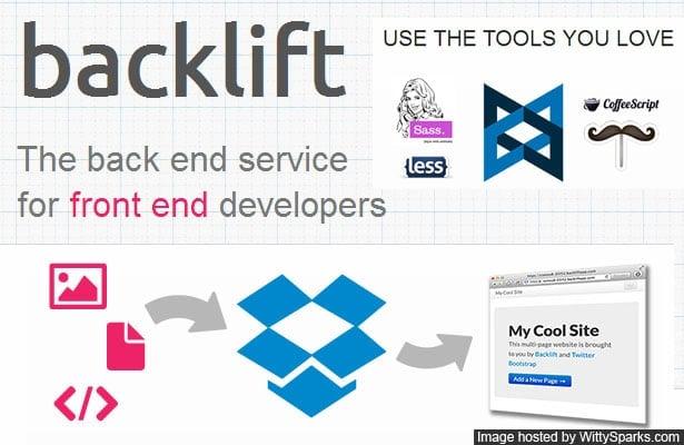 Backlift: The back end service for front end developers