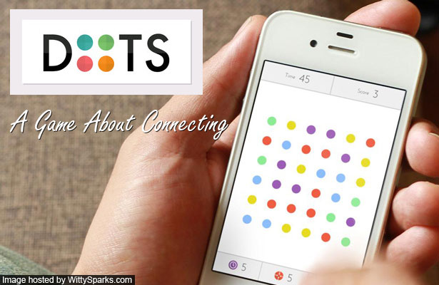 Dots - Game for your iPhone
