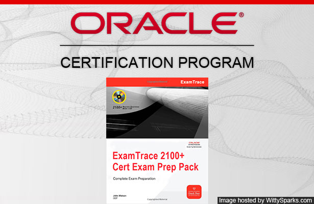Oracle Certification Exams