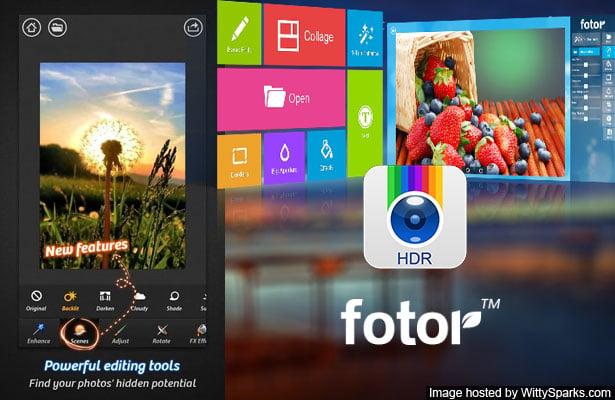 Fotor - Free multi-platform photo editor
