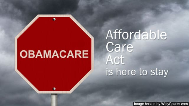 Affordable Care Act - Obamacare