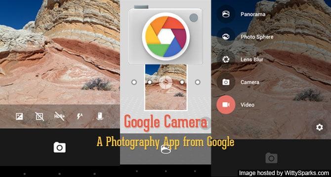 Google Camera - A Photography App