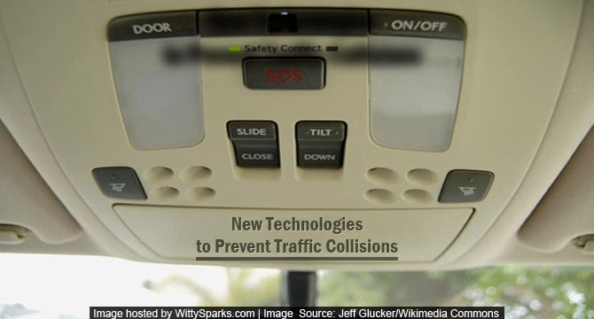 New Technology To Prevent Accidents