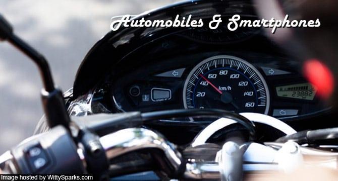 Automobiles and Smartphones