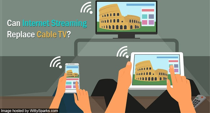 Can Internet Streaming Replace Cable TV?