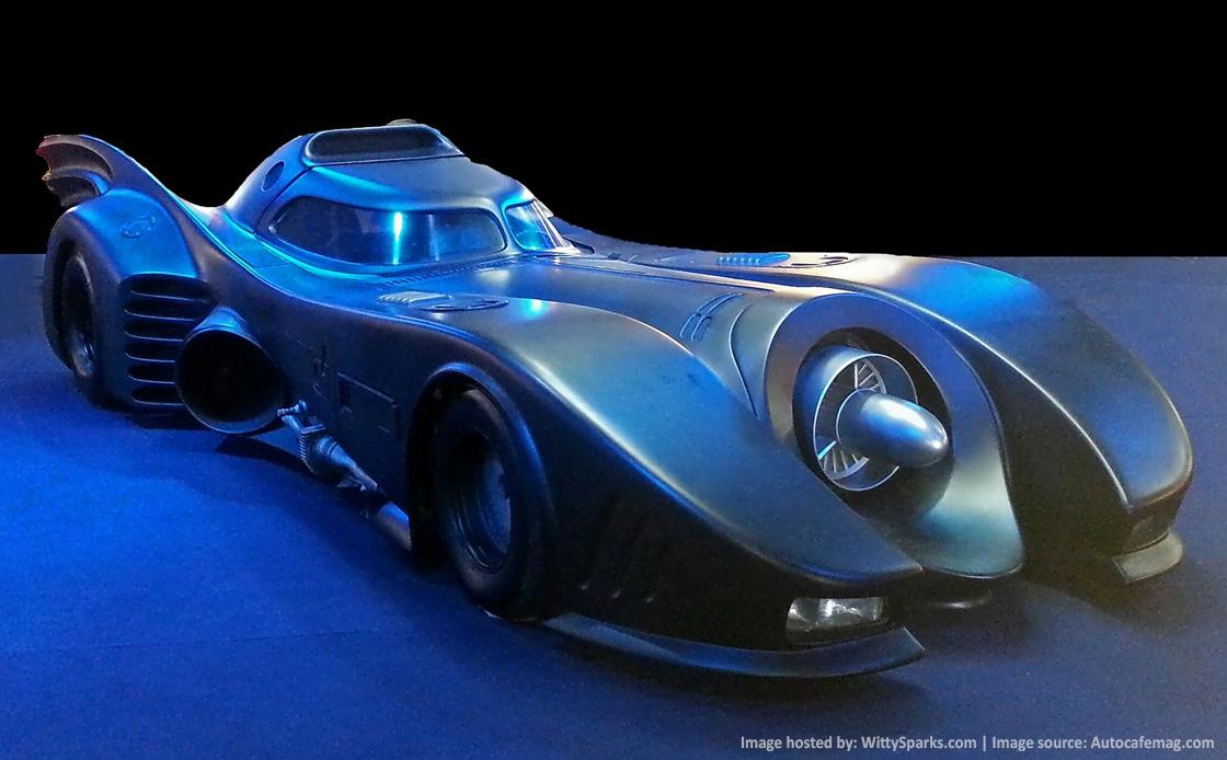 Putsch Racing Batmobile