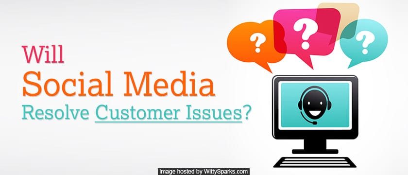 Social Media Customer Service and Issues