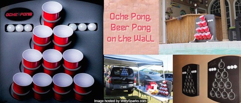 Enjoy Oche Pong at your next family picnic!