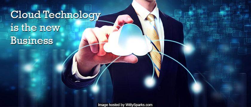 Cloud Technology is the New Business