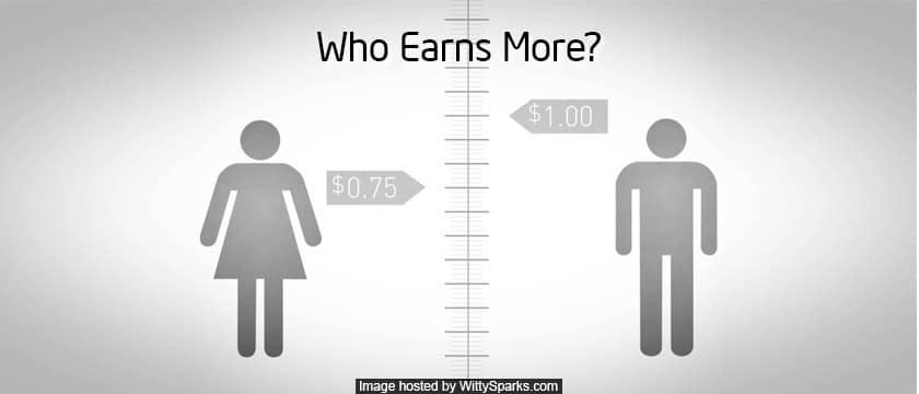 Why Do Men Earn More Than Women? Professor Steve Horwitz has an interesting answer!