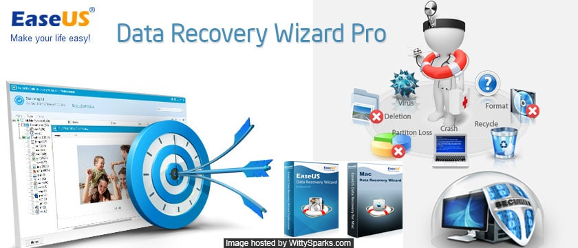 Recover deleted files - Data Recovery Software
