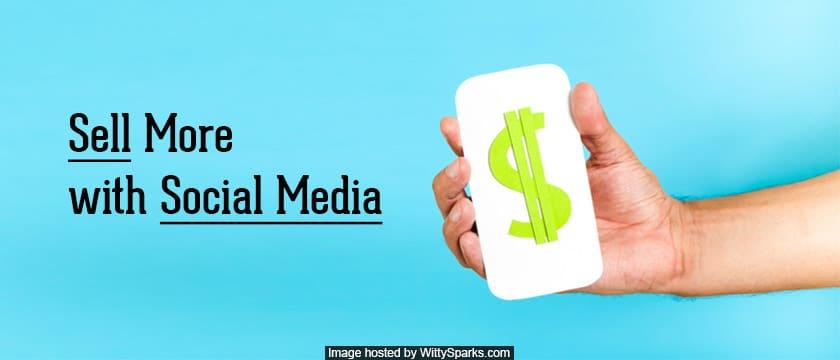 Sell in Social Media