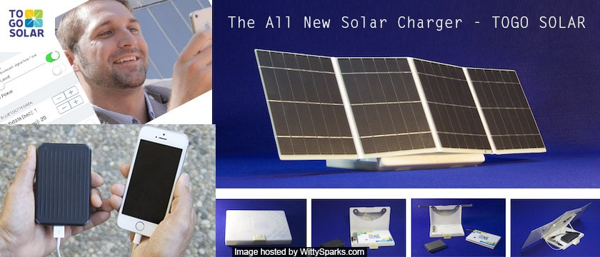 Solar Charger - Togo Solar