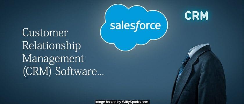 Salesforce Customer Relationship Management - CRM