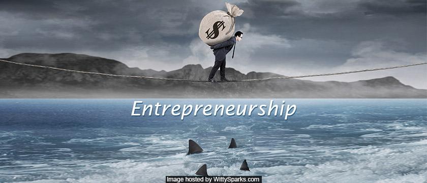 Necessity entrepreneurship
