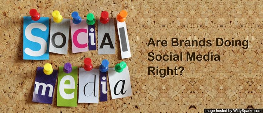 Brands and Social Media