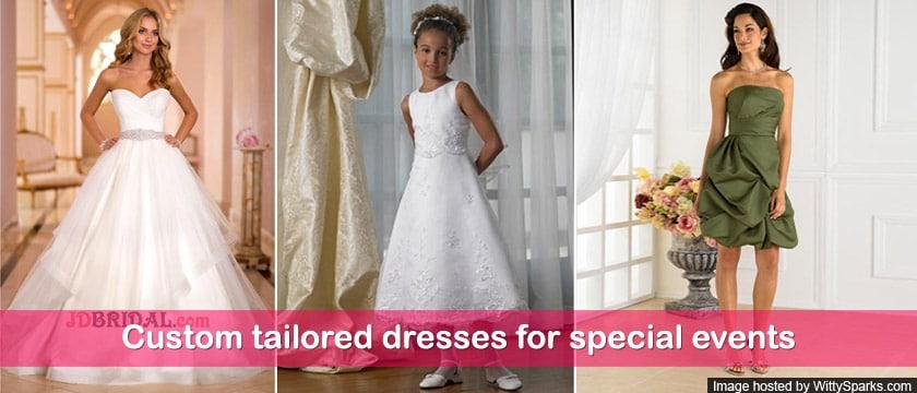 JDBridal - Custom Tailored Dresses for Events