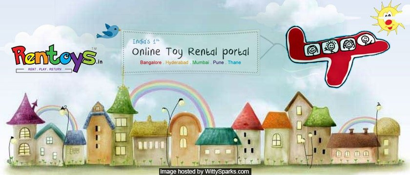 Rentoys.in helps you to grab branded toys for our kid!