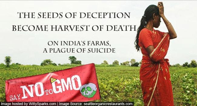 Say no to GMO and Monsanto