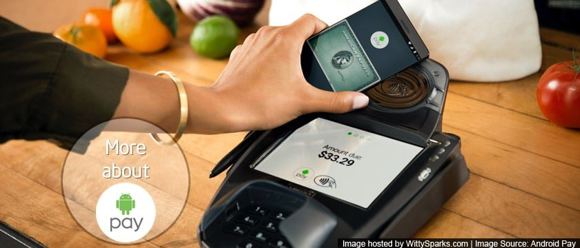 More about Android Pay