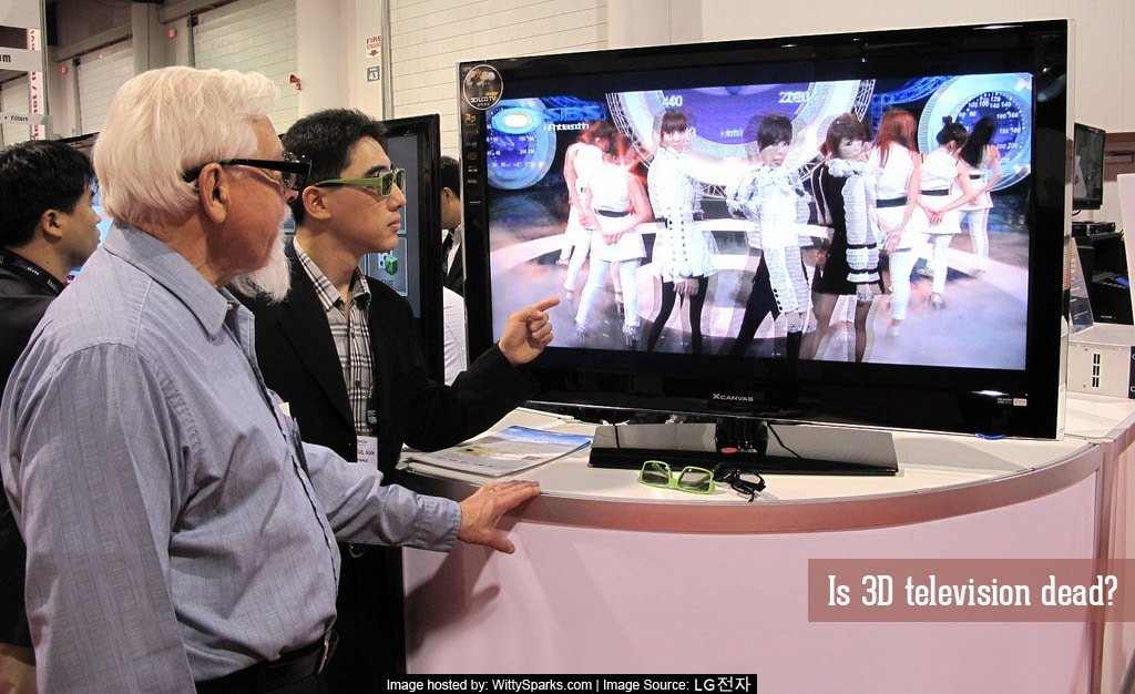 3D Television Is Dead?