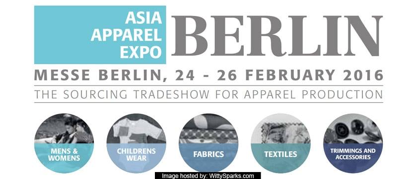 ASIA Apparel Expo - Messe Berlin