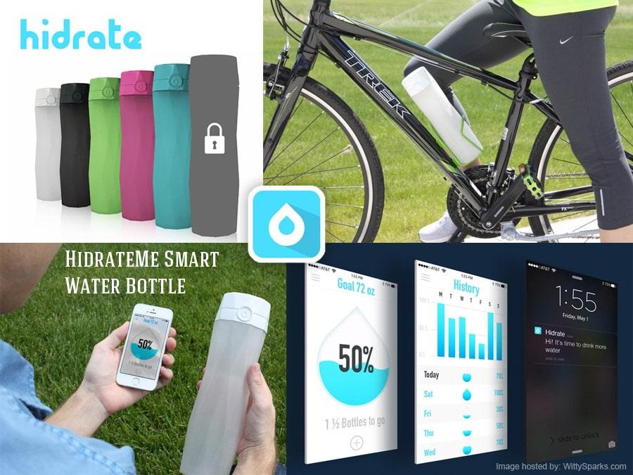 HidrateMe - Smart Water Bottle