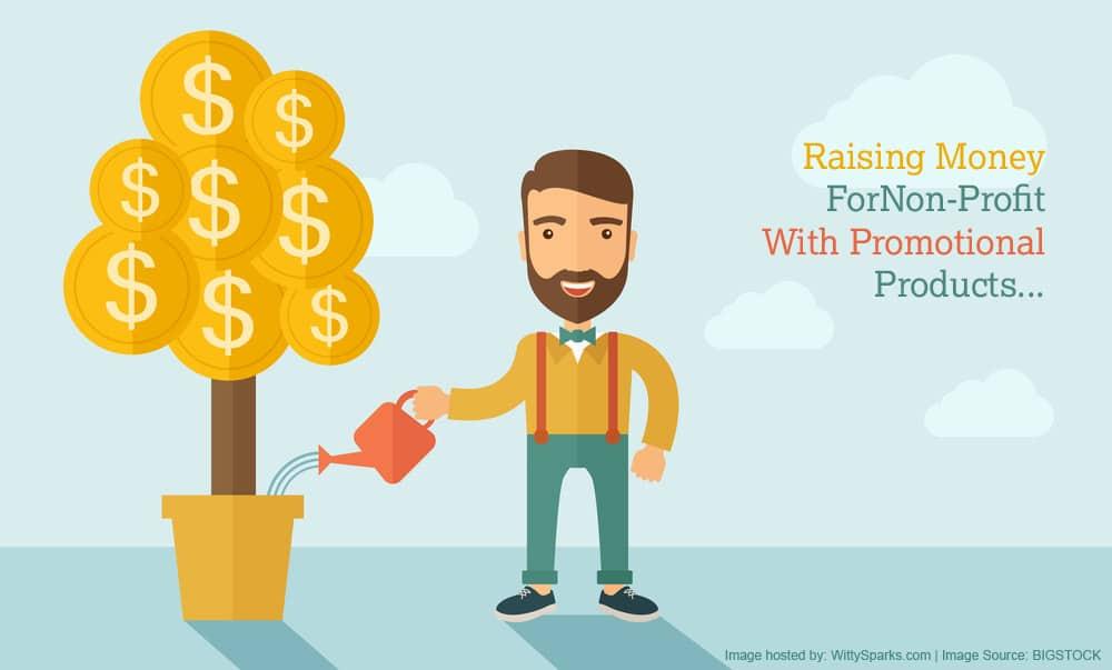 Raise money for nonprofit