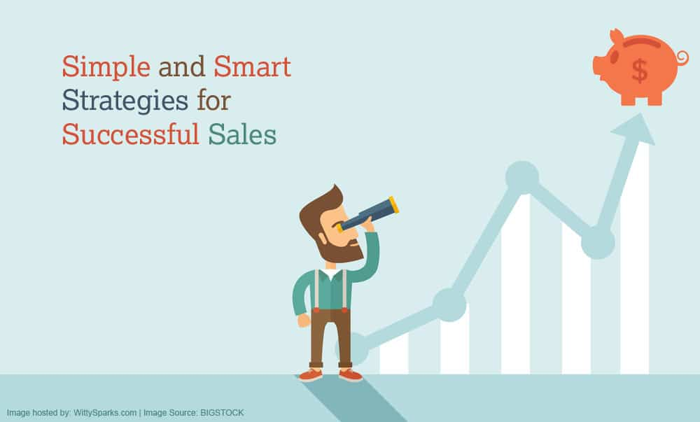 Strategies for successful sales