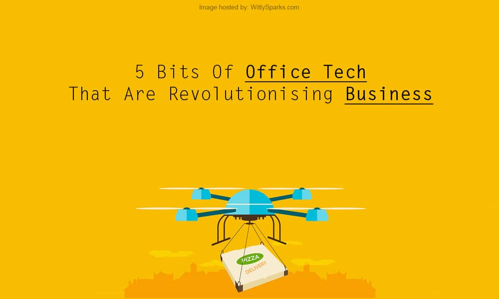Office Tech and Business