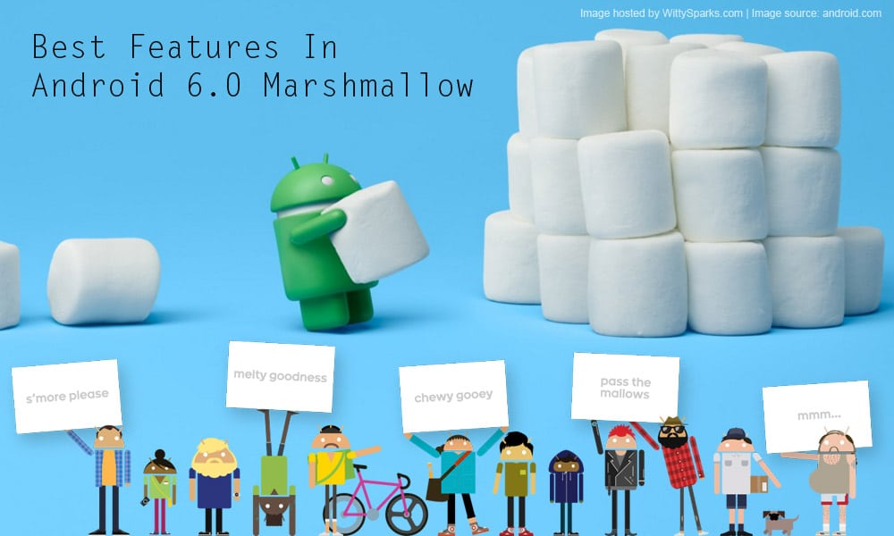 List of best Android 6.0 Marshmallow Feature