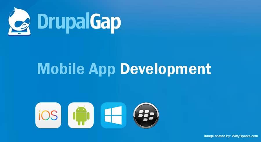 DrupalGap for Mobile App Development
