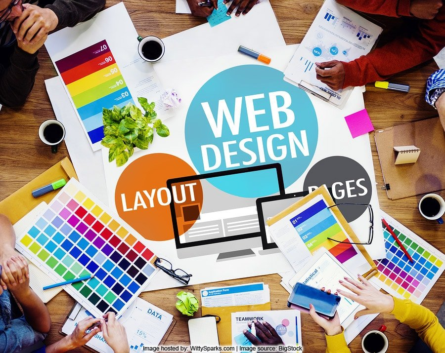 Hire A Website Design Company