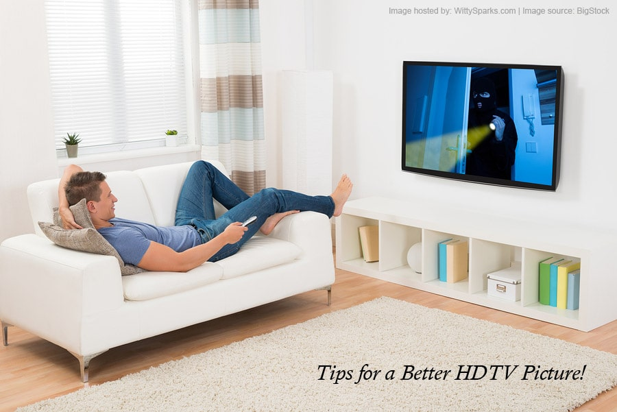 Best HDTV picture quality