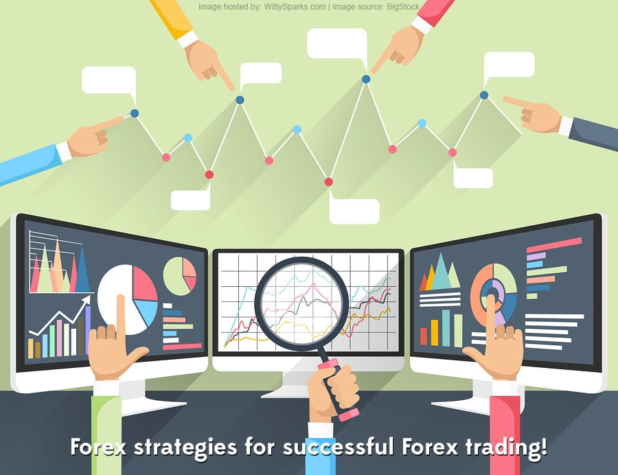 Forex strategies for successful Forex trading!