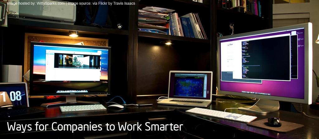 How Companies Work Smarter