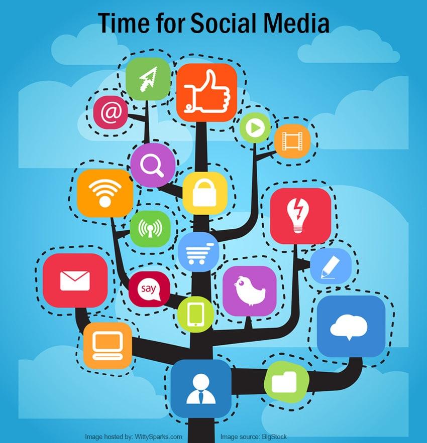 Time for Modern Social Media