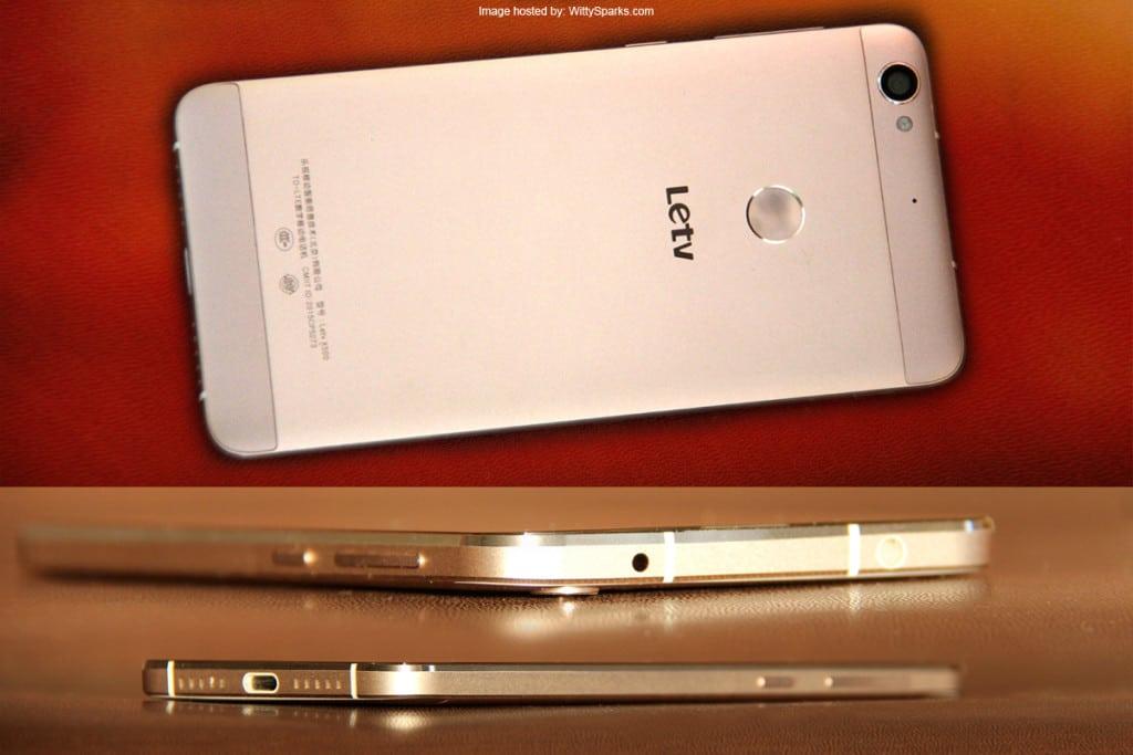 LeTv LeEco Le 1s Design and Build