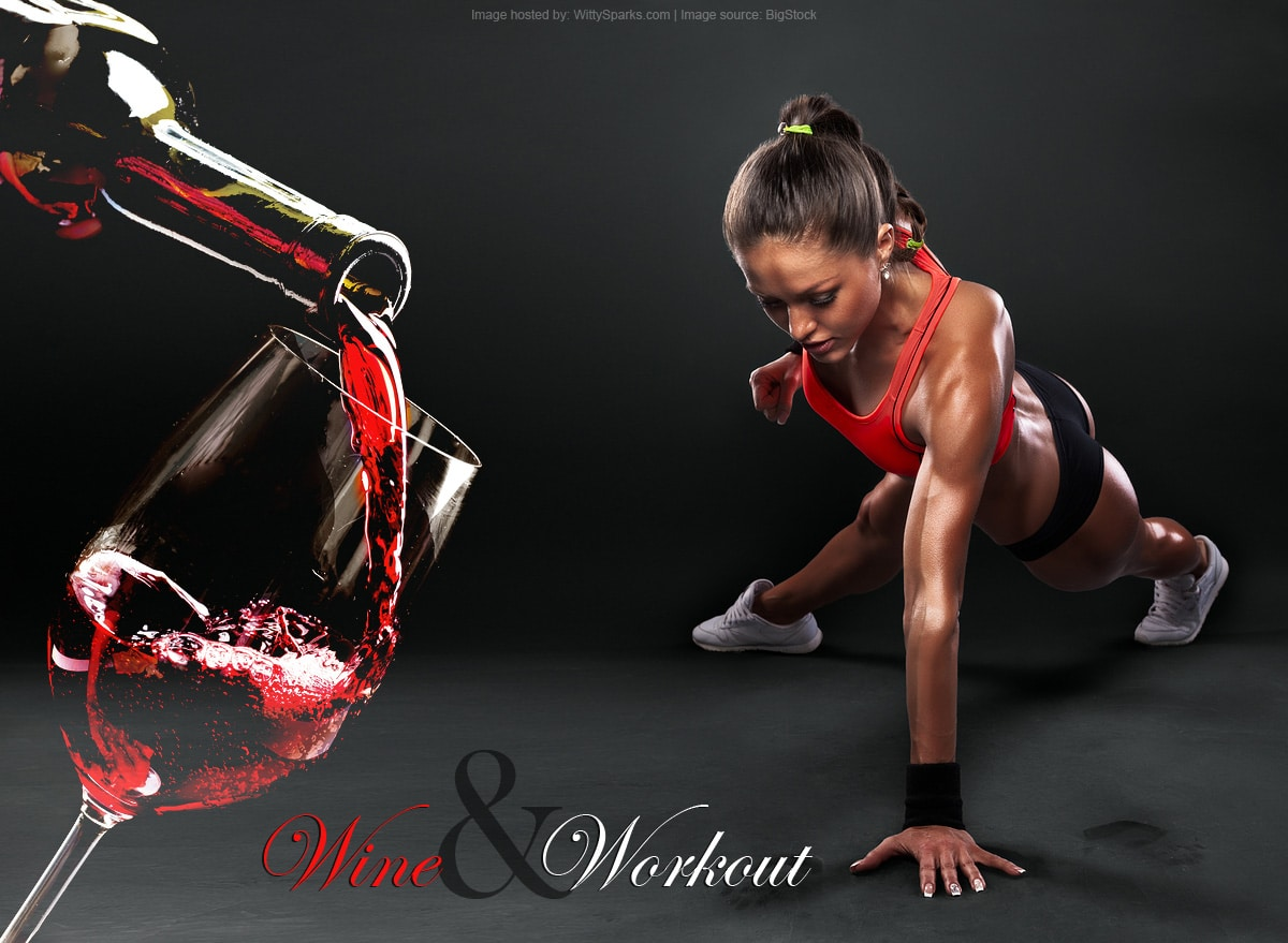 Wine and Workout