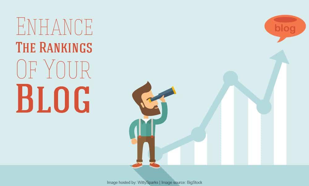 Tips to increase blog ranking