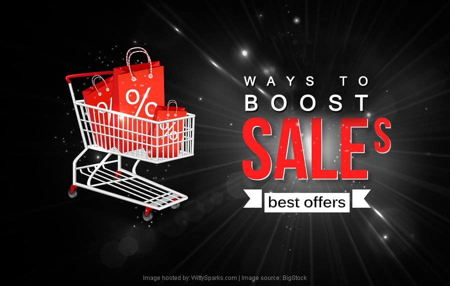 Boost Sales In Your Business