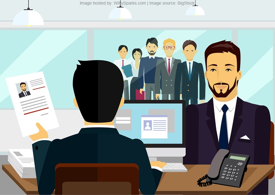 Concept of Hiring, Recruiting and Interviewing