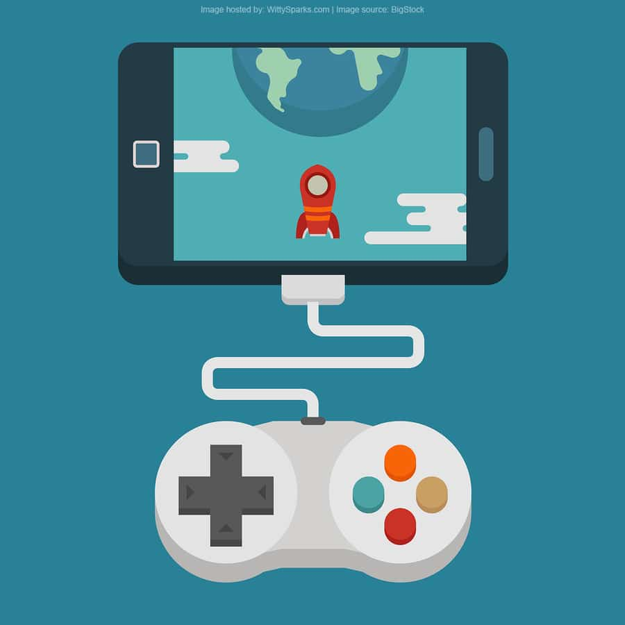 Mobile Gaming Concept