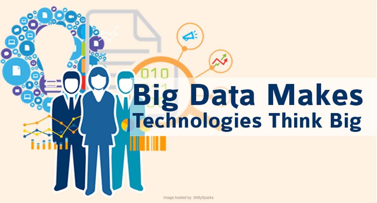 Big Data Makes Technologies Think